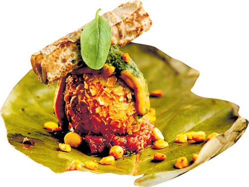 Savour the fusion feast