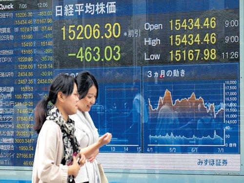 Bond market signals a grim economic future