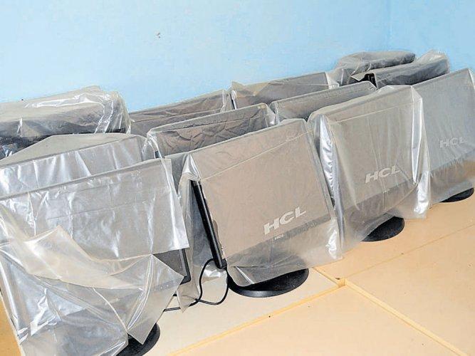 Computer education eludes govt school students in Mandya