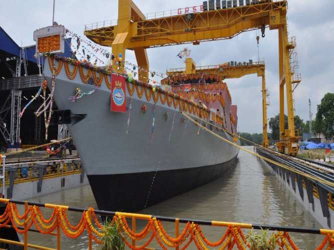 Security breach at GRSE simulated, claim officials