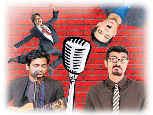 The art of serious comedy