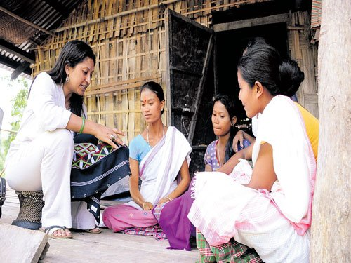 Empowering women in Northeast
