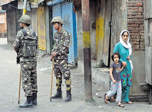 No let-up in Kashmir violence