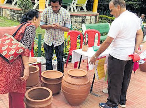 Mela to make people keep city 'clean and green'