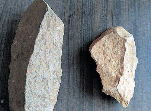 Pre-historic tools found in Mumbai