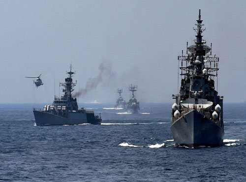 2 Navy patrol boats sink after fire