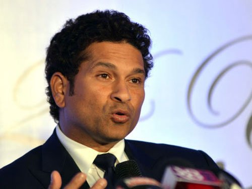 Tendulkar denies commercial interest in disputed property