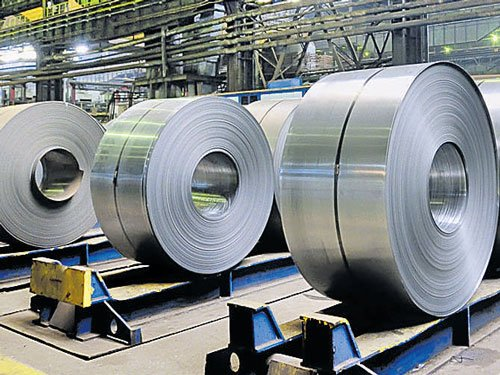 Steel output may not rise  in FY17: Ind-Ra