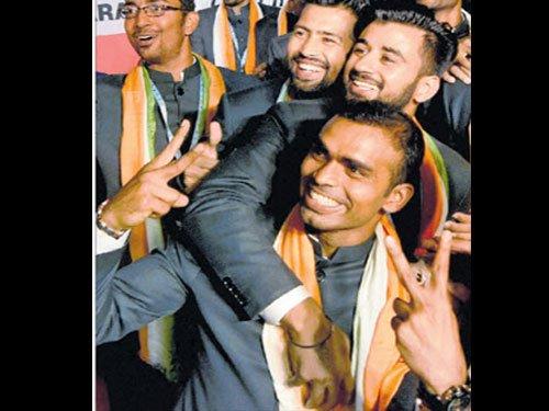 'Keeper Sreejesh named skipper; Sunil his deputy