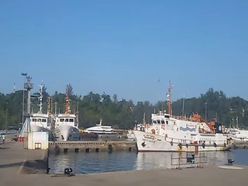CG brings suspicious boat to Port Blair for investigation