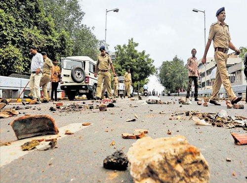 Oppn raises Dalit issue, RS adjourned 6 times