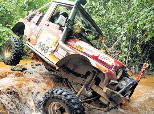 City teams raring to make it big at off-road motortsport event at Goa