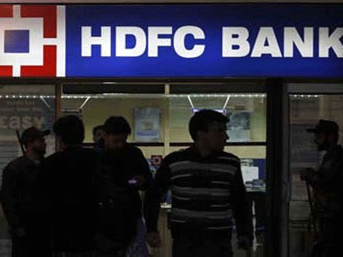 HDFC Bank Q1 net zooms 20% to Rs 3,239 cr