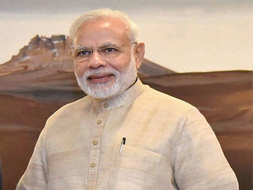 India's progress linked to that of its neighbours: PM