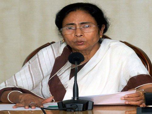 Modi govt pursuing saffron agenda, destroying federal structure, alleges Mamata