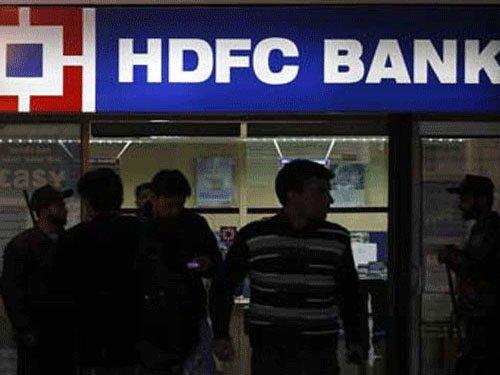 HDFC Bank net profit surges 20%