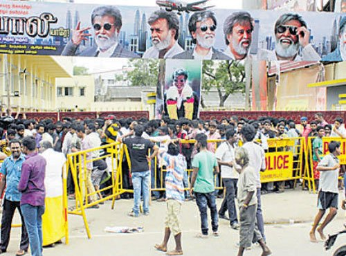 TN gears up for Kabali frenzy