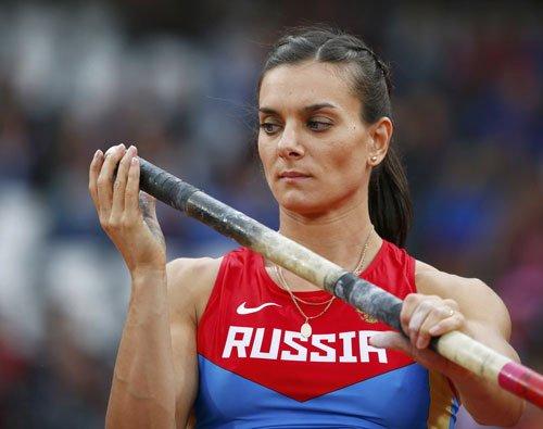 Isinbayeva, Shubenkov among stars to miss out