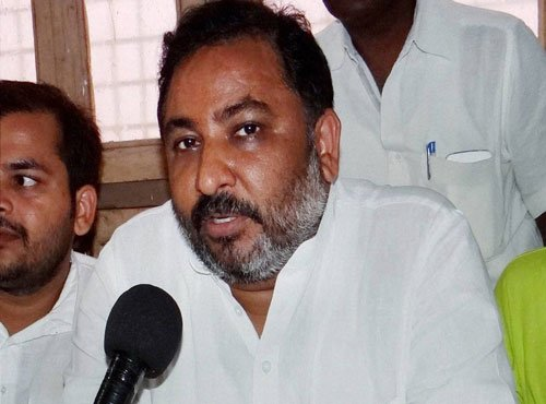 BSP workers protest derogatory remarks