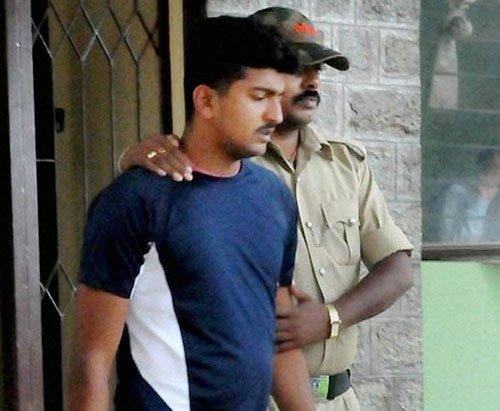 Handibag case: suspect back in police custody