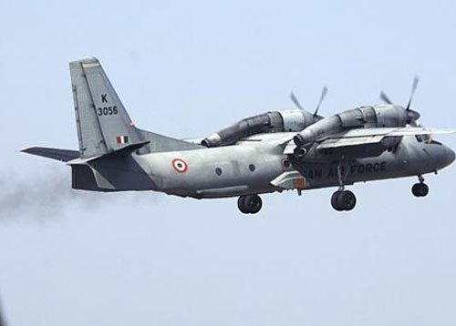 IAF's transport plane with 29 on board goes missing, massive search operation on