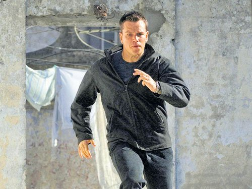 Many intrigues of Jason Bourne