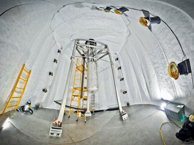 World's most sensitive detector fails to find dark matter