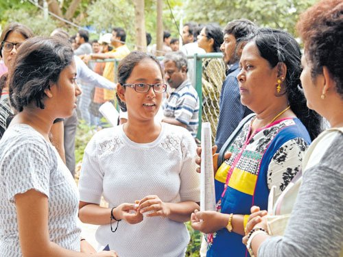 NEET-II: Students find physics, chemistry papers tough