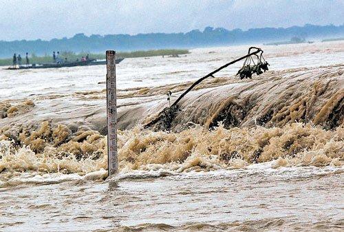 Floods engulf more areas of Assam