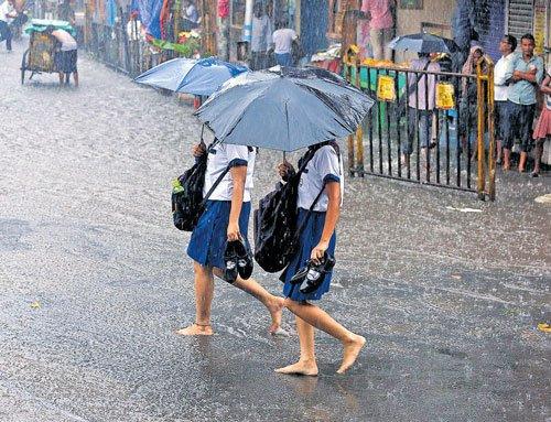 Rain continues to lash North Bengal