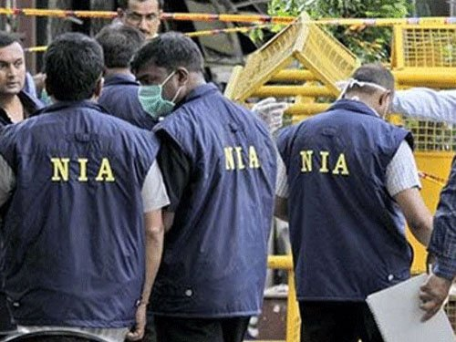 NIA chargesheet against three IS operatives
