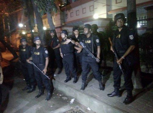 Mass attack bid foiled in Bangladesh, 9 militants killed