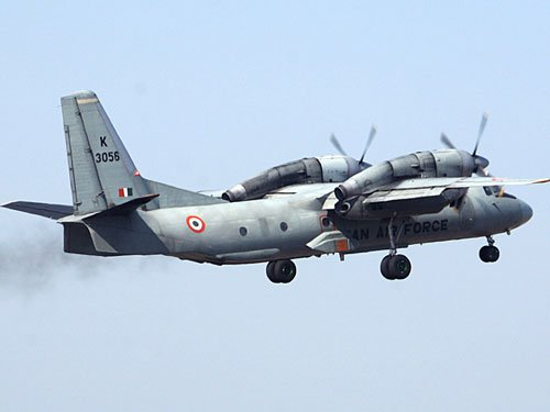 All leads have turned out to be bad: Parrikar on missing AN-32