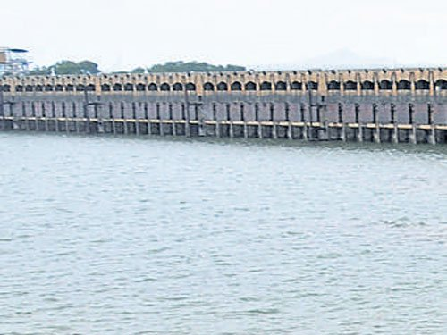 No significant rise in water level in KRS
