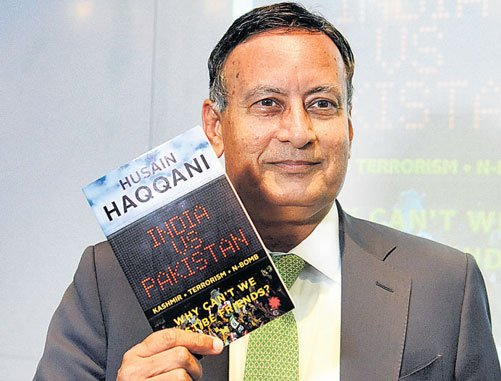 Pak's 'obsession' with India main cause for conflict: Haqqani