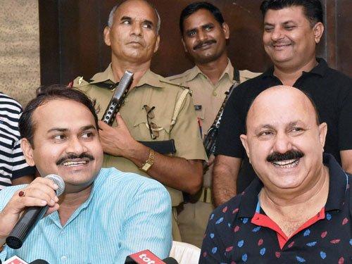 2 BSP MLAs allege money-for-ticket demand, suspended