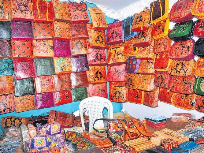 A world of handicrafts