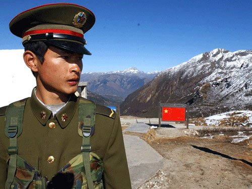 Chinese transgression in U'khand