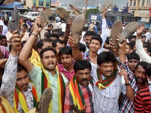 Mahadayi interim order; protests grow in north Karnataka