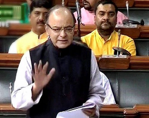 FM hits back at Rahul, says NDA has brought down inflation