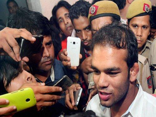 Narsingh has failed to prove his claims: NADA