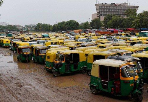 Autorickshaw unions end strike on third day