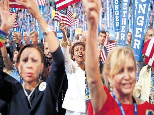 'Prez' Hillary, face of US women's hopes, fears