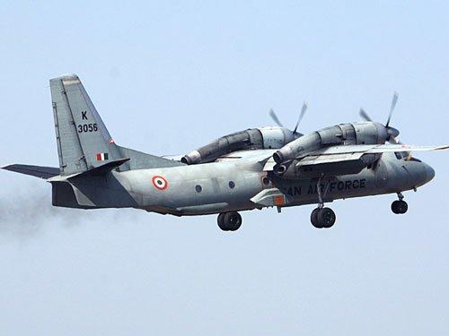 AN-32 search: India seeks US help