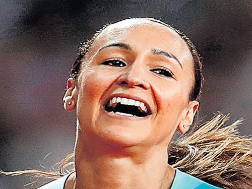 Stress-free Ennis-Hill has history in her sights