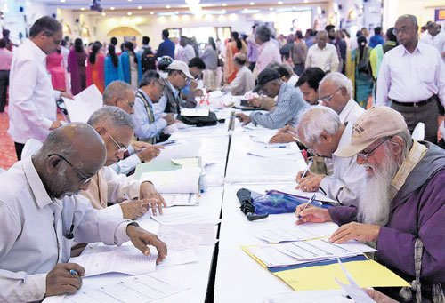 I-T returns: Special counters set up for salaried taxpayers, pensioners