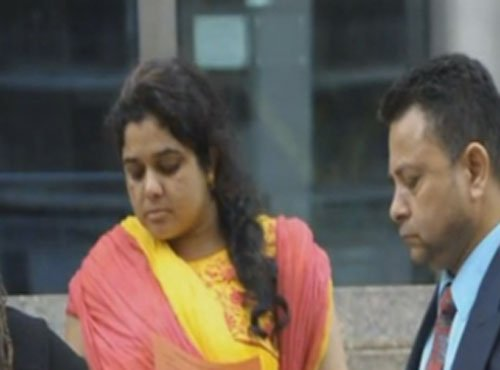 Indian-origin woman found guilty of starving step-daughter