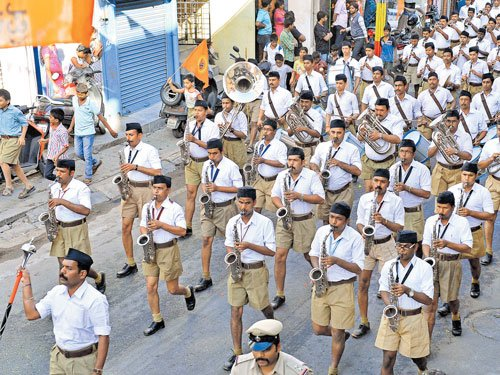 RSS organisations trafficking girls from Assam, says Congress