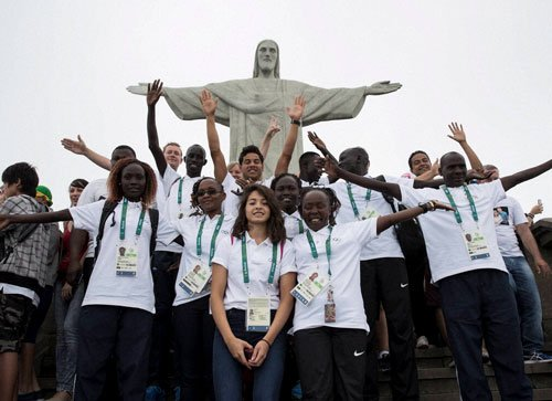 From horrors of war to Olympics, refugees ready for Rio
