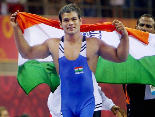 NADA clears Narsingh in dope scandal, wrestler set for Rio